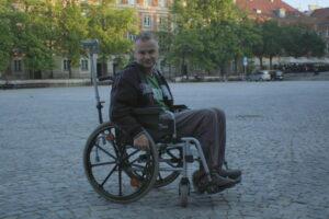 Kiedyś poruszałem się tylko na wózku...